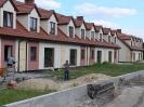 Budowa domów jednorodzinnych w zabudowie szeregowej w Rawiczu